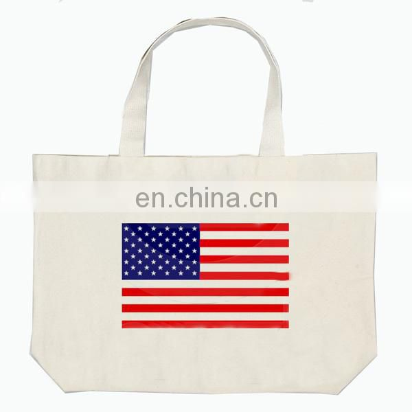 manufacture cotton handled city print carrier bag
