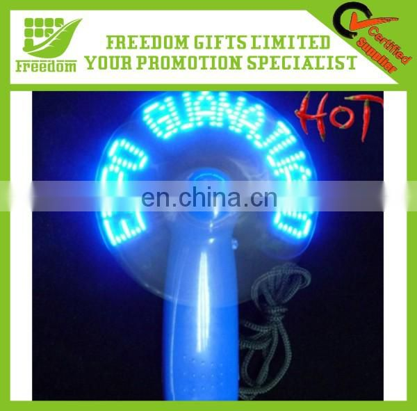 High Quality Printing Logo Promotional Ball Point Fan Pen