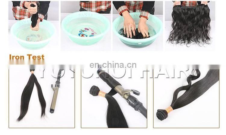 Virgin Hair Weaving Vendor Wholesale 5A-7A Brazilian/Peruvian/Malaysian/Indian Weaving hair