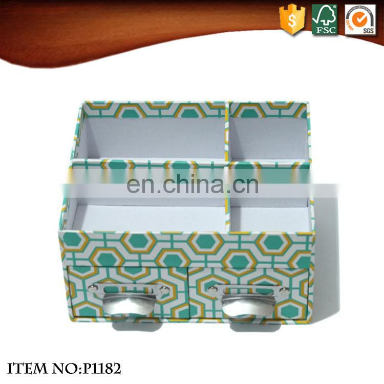 Craft Art Good Quality Paper Stationery Box