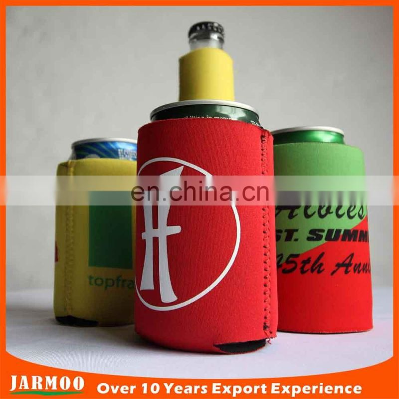 custom collapsible neoprene tube can cooler
