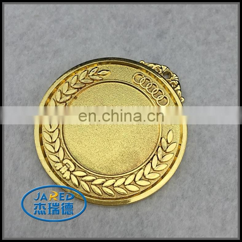 Custom Olympic Gold Medal Blank Sports Medal For Sale of