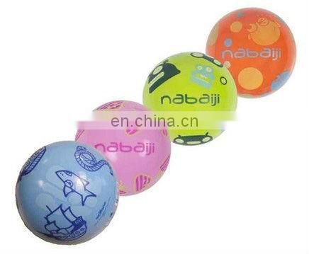 Promotional Wholesale Beach Ball with Logo Printing