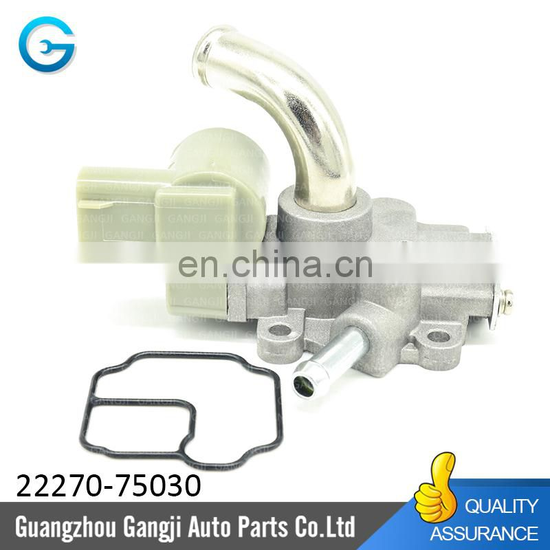 Great Performance Idle Air Control Valve OEM 22270-75030 For Car