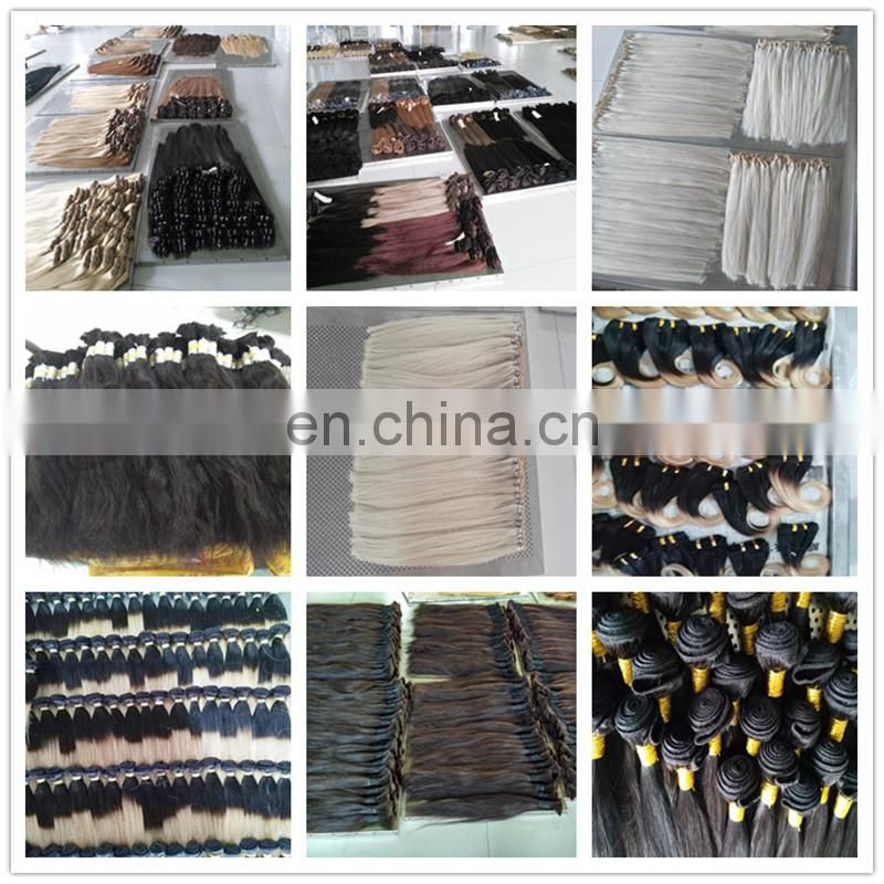 Wholesale High Quality Nano Ring Remy Hair Hair Extensions