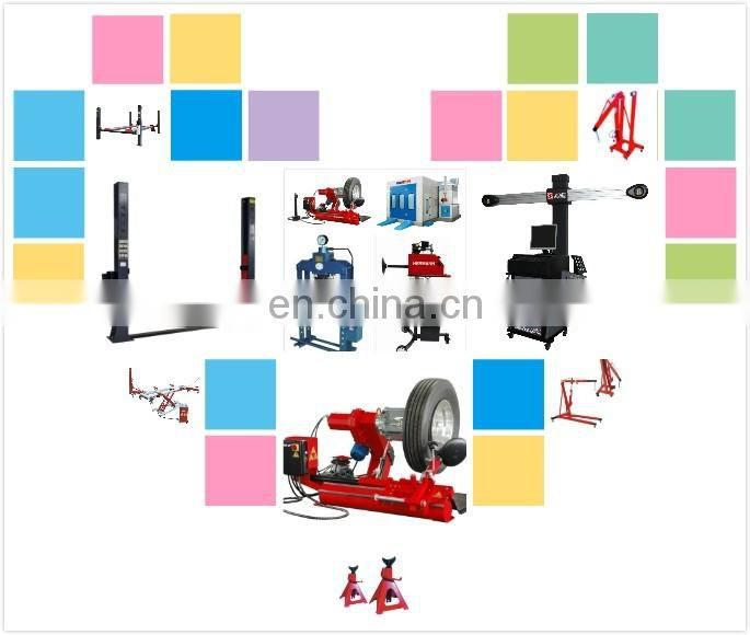 Hight Quality Unite Auto Wheel Balancer Machine