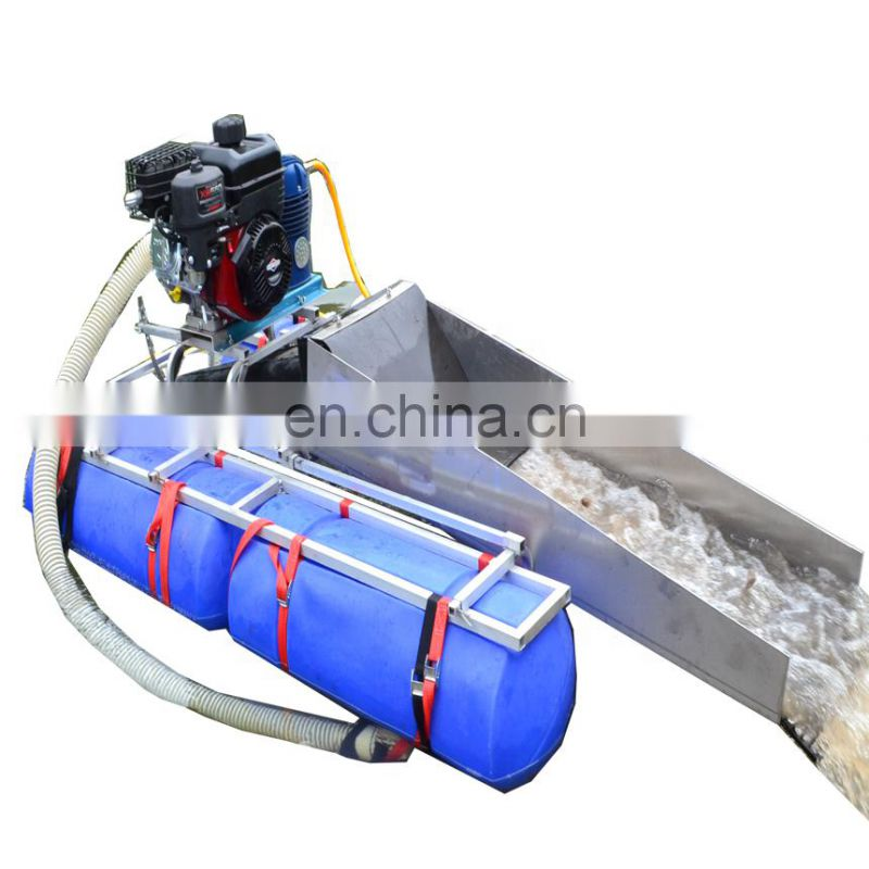 3 inch mini gold dredge machine gold mining dredge Image