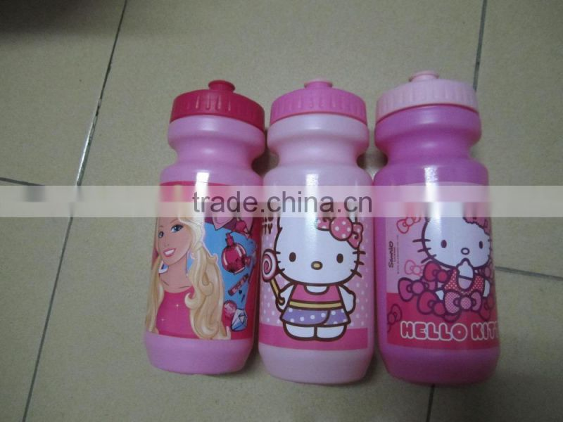 Manufacturer directly supply plastic water bottle for kids
