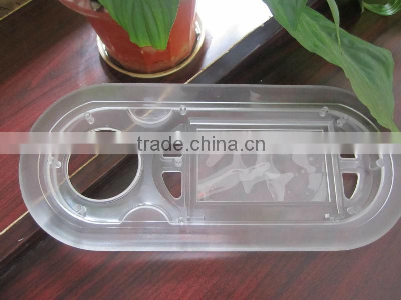clear plastic injection mould shell supplier