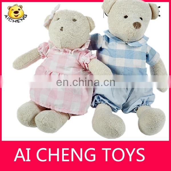 2015 High quality plush toy baby blanket with plush duck