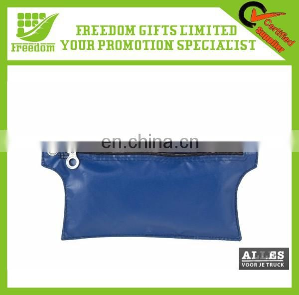 Plastic Cash Deposit Bag With Logo Print Customized Design