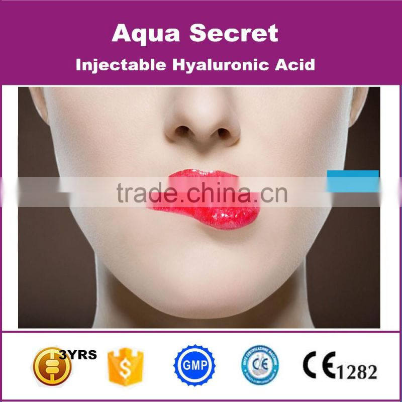Best Manufacturer pure hyaluronic acid korea dermal filler for lips