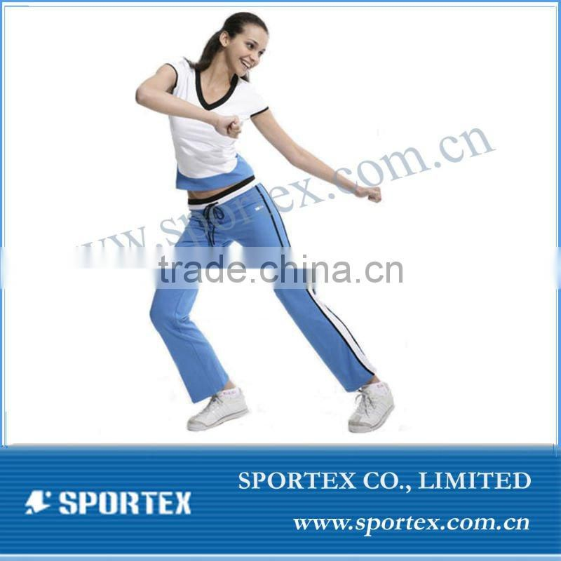 OEM sportswear High quality sports suit custom with your LOGO