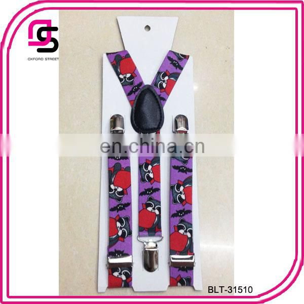 Wholesale children cartoon suspender