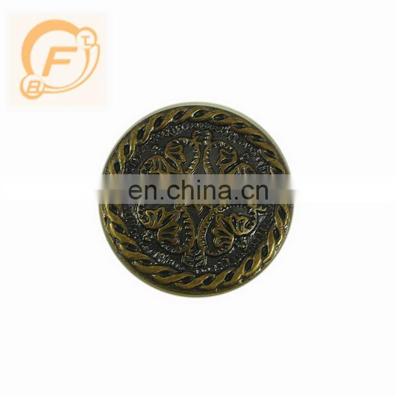 fancy big size abs buttons for garments 60L