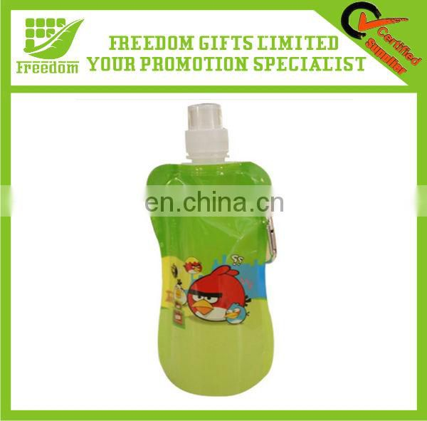 Popular Top Quality Portable Folding Water Bottle
