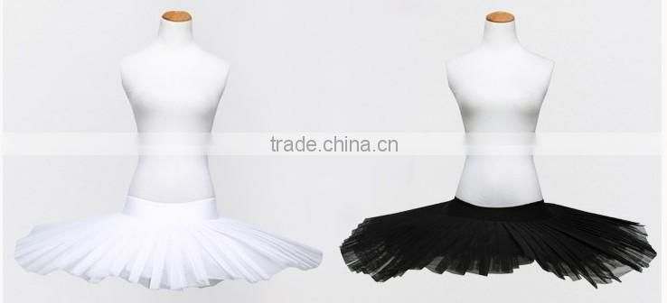 D005835 Classical professional girls ballet tutu dress fabric fluffy tutu skirt for adult