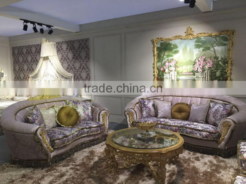 Pleasing European Rococo Style Romantic Light Purple Sofa Couch Set Forskolin Free Trial Chair Design Images Forskolin Free Trialorg
