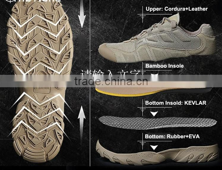 boots military Mens Lightweight Tactical Boots US Military Assault Tacticas Combat Boots Anti Puncturation Military Boots