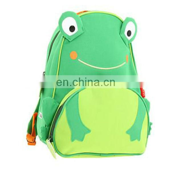 Newest design for cute canvas backpack