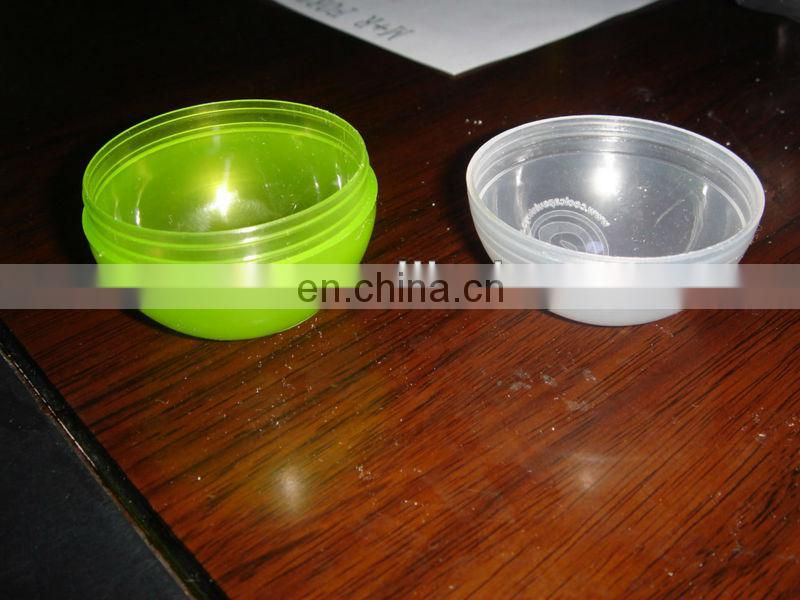 plastic capsule toy for promotion