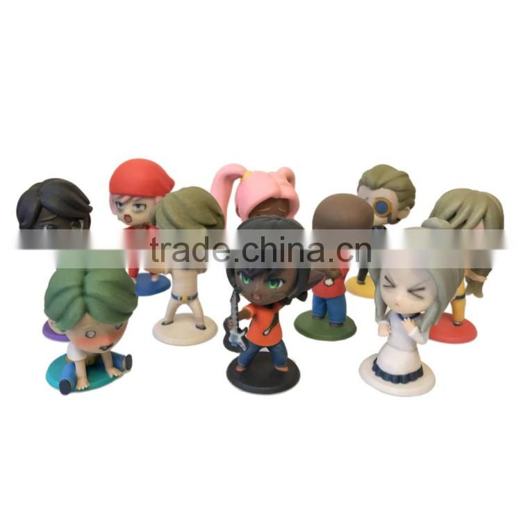 accessory mini figure,cartoon vinyl mini figure,accessories action figures figurine