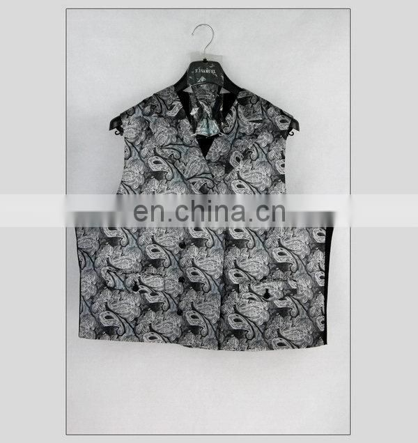 new products black cotton man vest