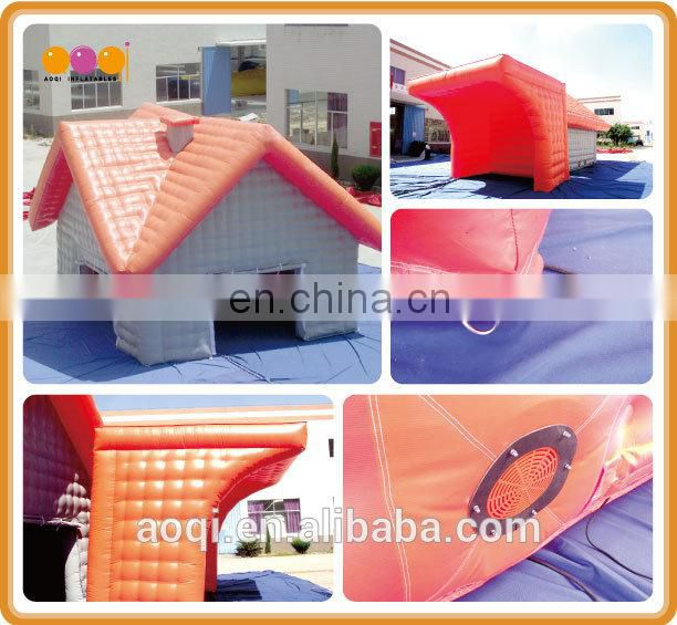 Commercial use giant inflatable house tent for party for sale