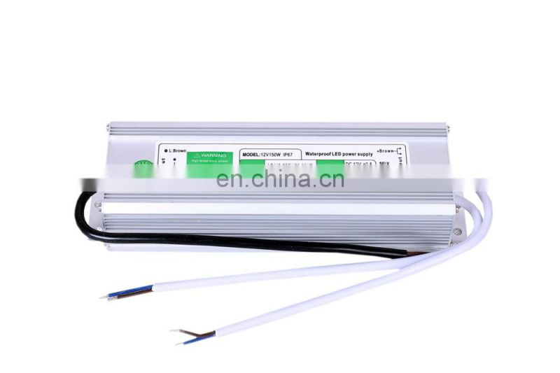AC DC Led Strip 12V 12.5A Waterproof LED Switching Power CE Certificate