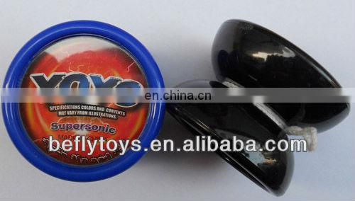 With extra lubricant oi and rope 2 in 1 metal yoyo