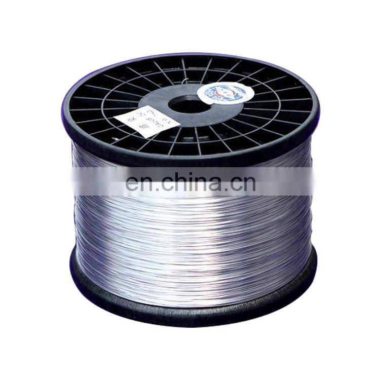 high quality Factory - 0.13mm to 4.0mm Galvanized wire / Galvanized iron wire / Binding wire