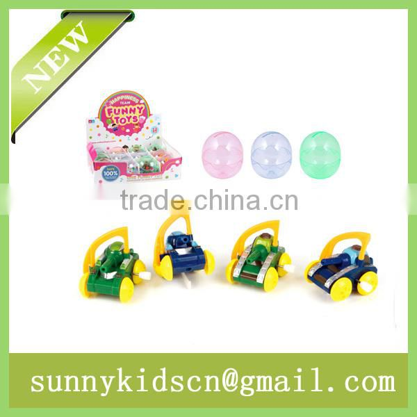 Fashionable style wind up toy wind up tank wind up carcapsule toy