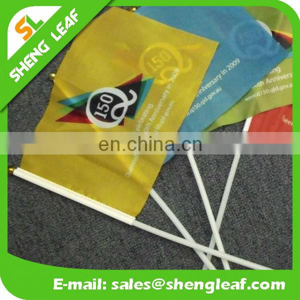 new world cup customized country hand inflatable flag