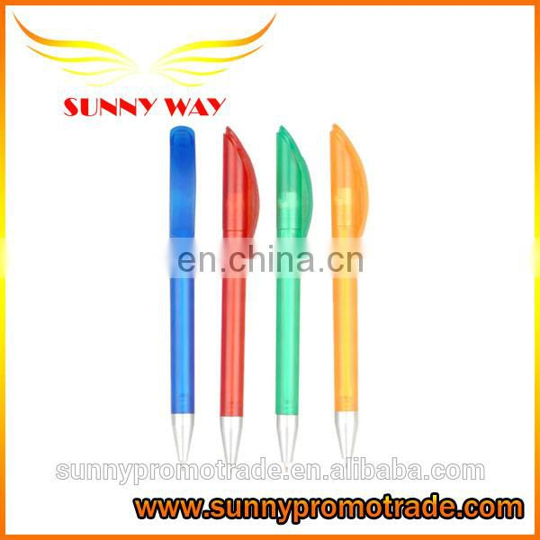 promotional plastic advertising writing pen