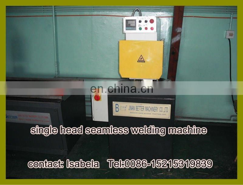 Two Head Seamless Color Profile Welding Machine (HSWF-01)