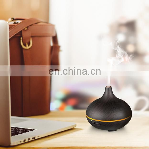 150ml Mini ultrasonic aroma essential oil diffuser ,cool mist humidifier for office home