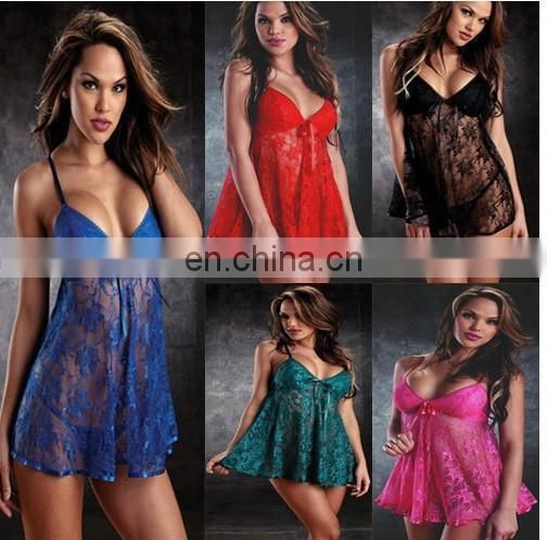Wholesale high quality sexy women cheap mature women plus size lingerie