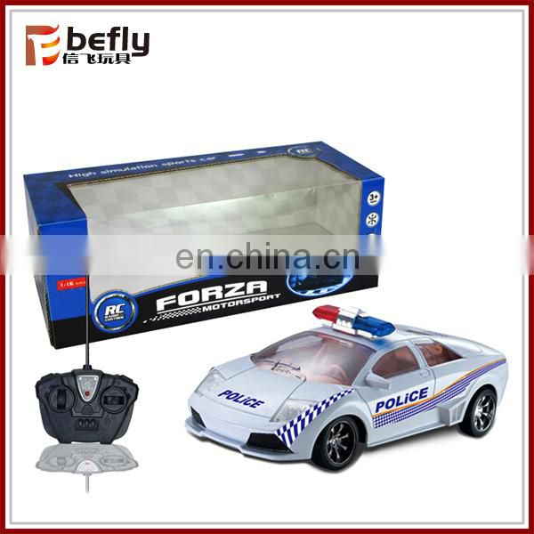 Four channel children toys remote control car