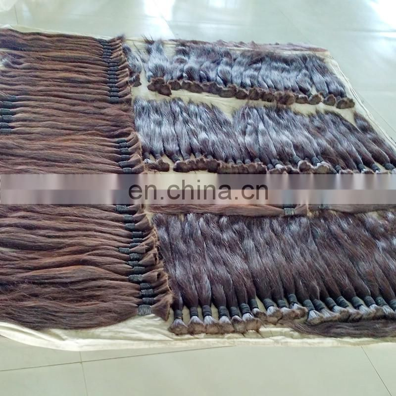 Best Selling Products Cheap 100% Unprocessed Brazilian Bulk Hair Extensions Without Weft