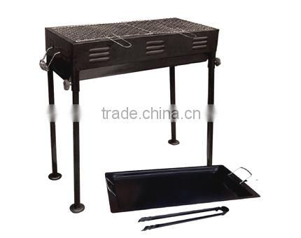 UrCooker HZA-J802 Hot sale custom design portable charcoal bbq grill