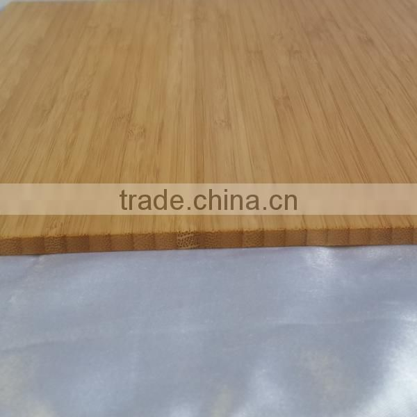 Solid carbonized bamboo flooring