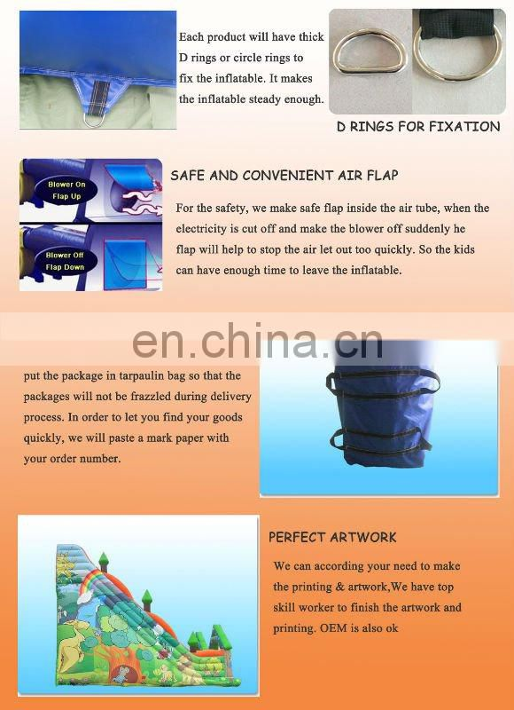 China best 0.9mm PVC Inflatable Swimming Pool,Water game pool