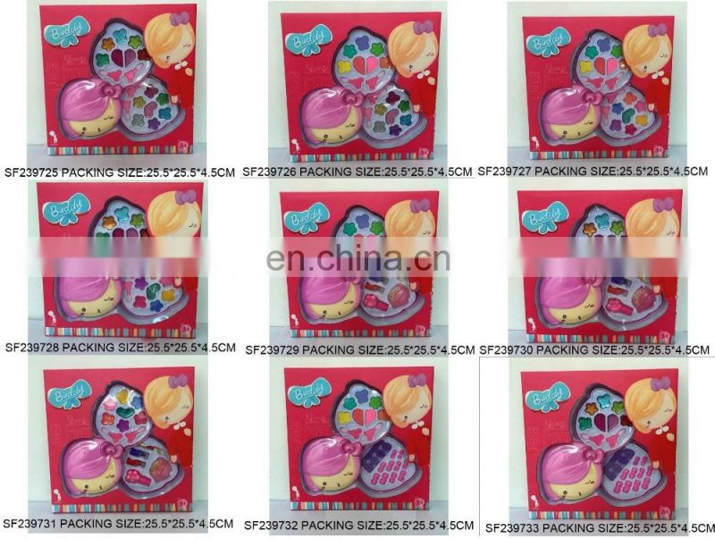 2016 hottest sale cosmetic packaging girl toy