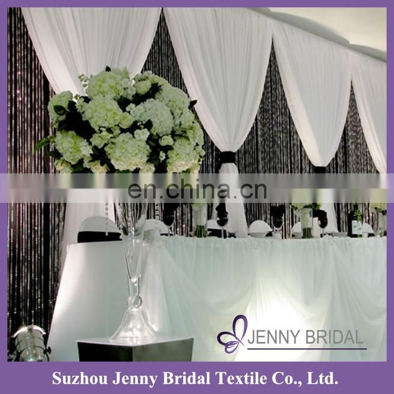 BCK099 curtains and drapes stage backdrop design decoration backdrop