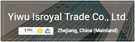 Yiwu Isroyal Trade Co., Ltd.