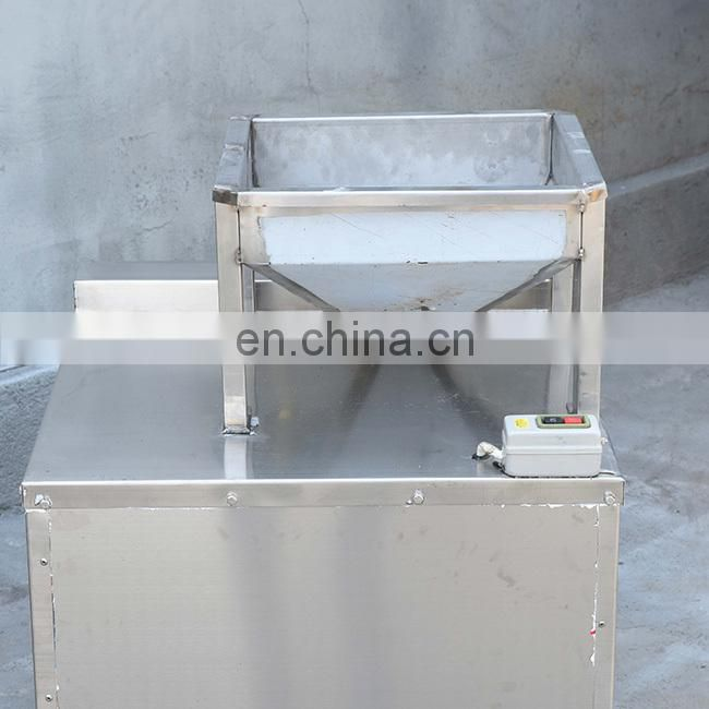 stainless steel almons slice cutting machine peanut slicing