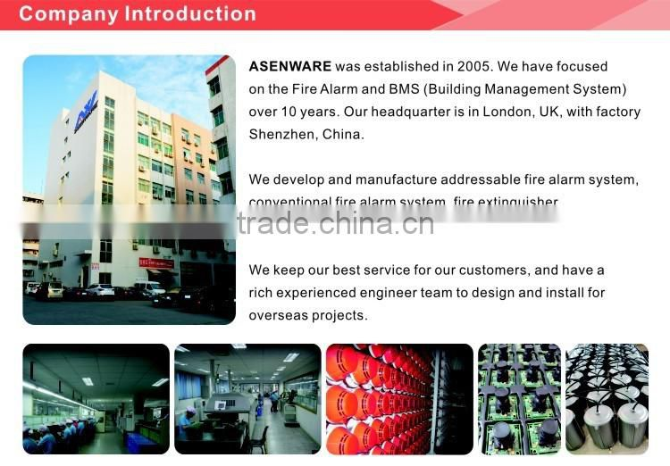 Factory supply addressable smoke alarms, top selling