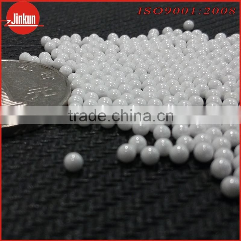 Dia 2.2-2.4mm, Ceramic Ball Abrasives, Sand Mill Grinding Media, 95% Zirconium Oxide Beads, High-purity Zirconia Ball