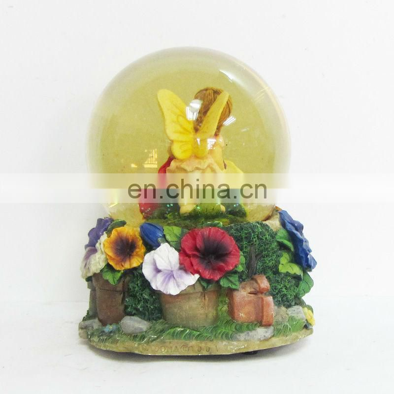 Resin frog figurine frog craft decoration