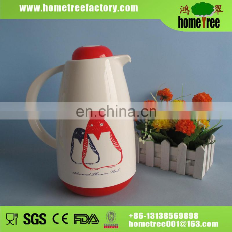 2015 good quality heat resistant glass jug